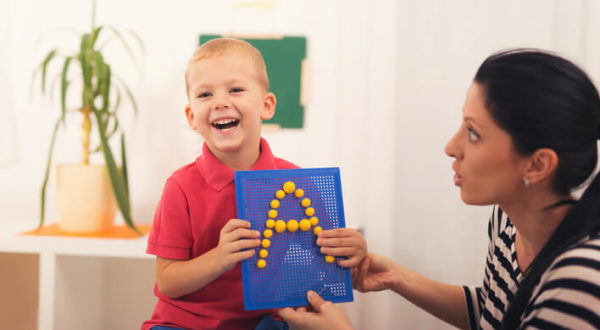 riabilitazione psicologica prima infanzia