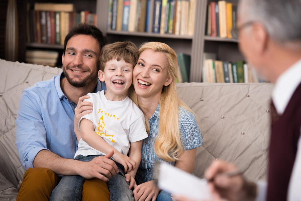 Sostegno alla genitorialità (Parent Training)